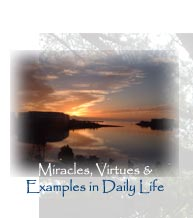 miracles & virtues - awe & respect